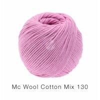 Mc Wool Cotton Mix 130 Fb. 163 flieder