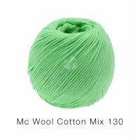 Mc Wool Cotton Mix 130 Fb. 166 hellgrün