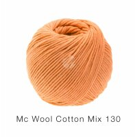 Mc Wool Cotton Mix 130 Fb. 172 apricot