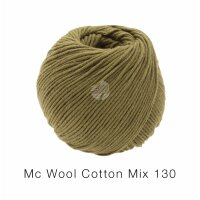 Mc Wool Cotton Mix 130  Fb. 175 sandbraun