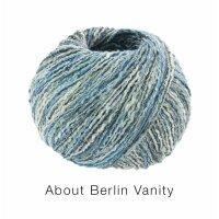 About Berlin Vanity Fb. 11  jeans/graublau/blau/natur bunt