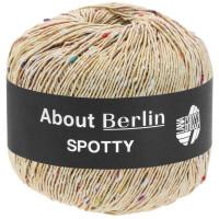 About Berlin Spotty Fb. 12 beige bunt
