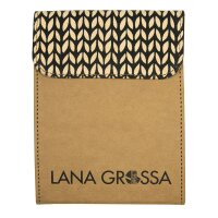Lana Grossa - Rundstricknadel-Set Design Holz multicolor...