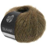 Silkhair Fb. 165 olivbraun