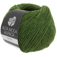 Alta Moda Alpaca - Fb. 80 flaschengrün