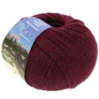 Alpina Landhauswolle - Fb. 56 burgund