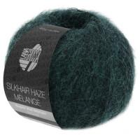 Silkhair Haze Melange - Fb. 1311 dunkelpetrolgrün...