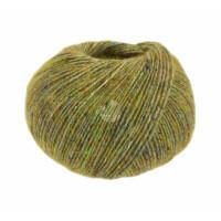 Ecopuno Tweed Fb. 304 senf meliert