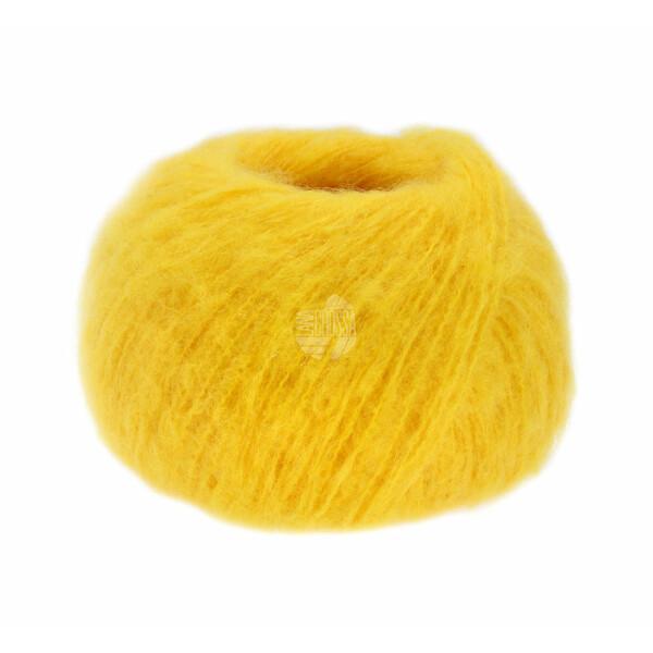 Lana Grossa - Lala Berlin Brushy - Fb. 5 gelb 50 g