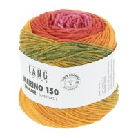 Lang Yarns - Merino 150 degrade - Fb. 7...