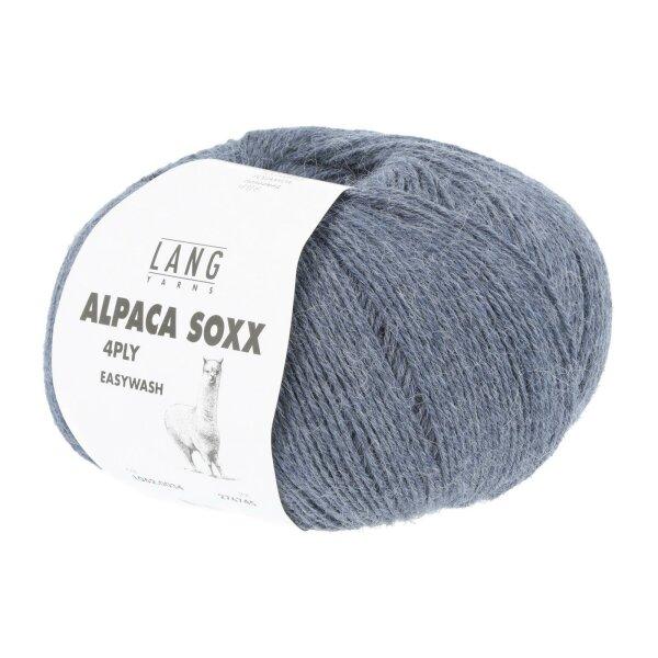 Lang Yarns - Alpaca Soxx 4-fach