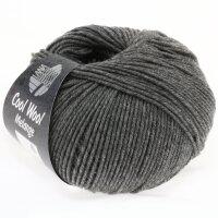 Cool Wool Fb. 412 dunkelgrau meliert