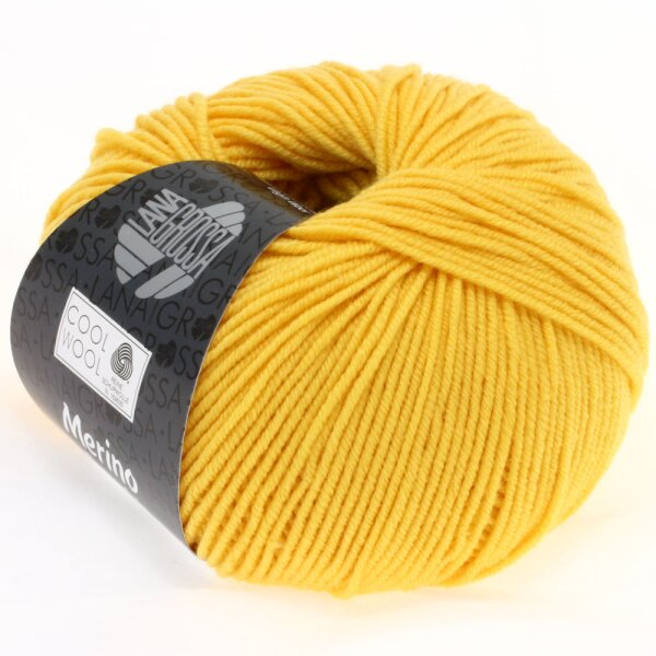 Cool Wool Fb. 419 gelb