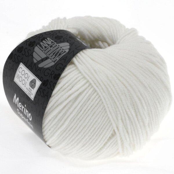 Cool Wool Fb. 431 weiß