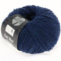 Cool Wool Melange Fb. 490 dunkelblau