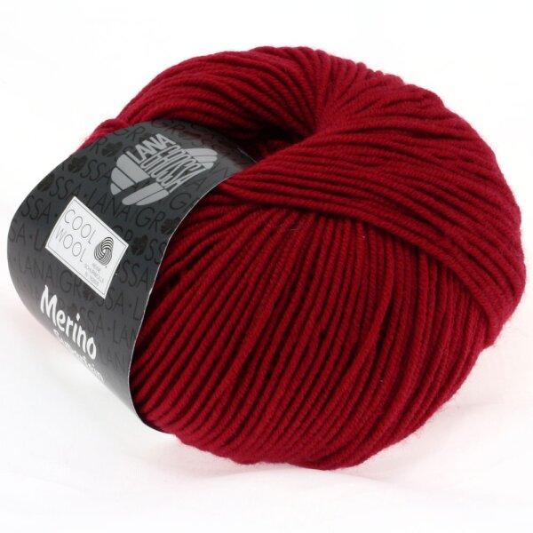 Cool Wool Fb. 514 dunkelrot