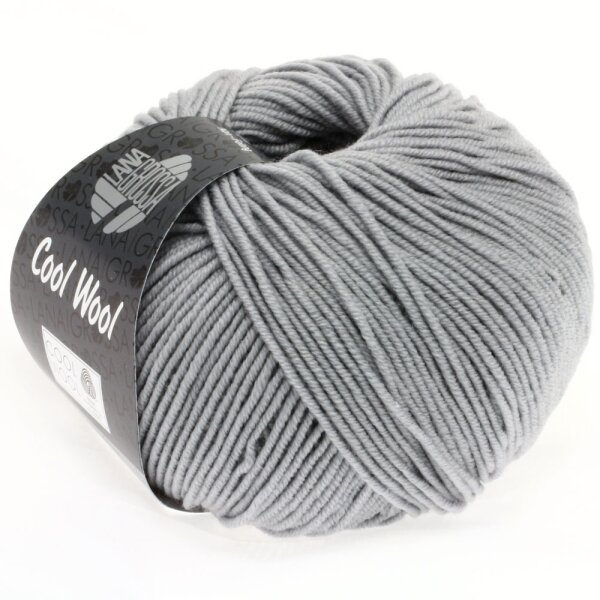 Cool Wool Fb. 589 steingrau