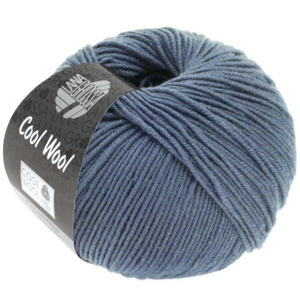 Cool Wool Fb. 2037 graublau