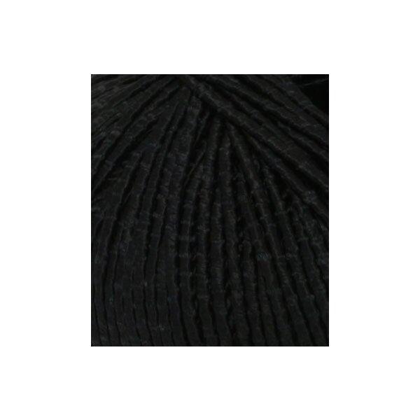 Lana Grossa - Divino - Fb. 5 schwarz 50 g