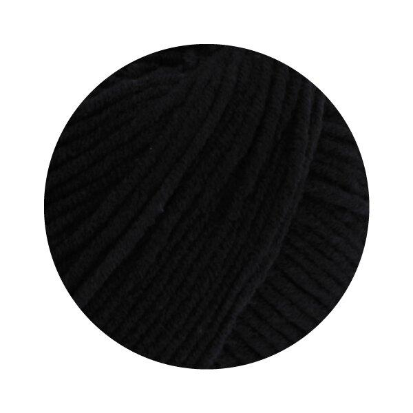 Mc Wool Cotton Mix 130 Fb. 118 schwarz