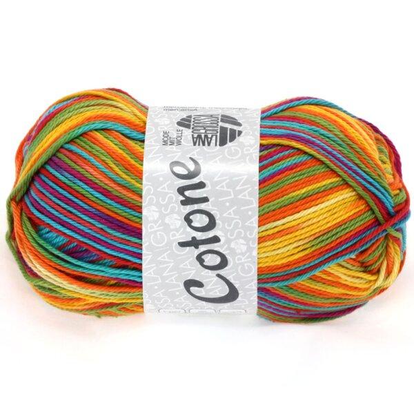 0306 gelb/orange/zyklam/grün/türkis/violett