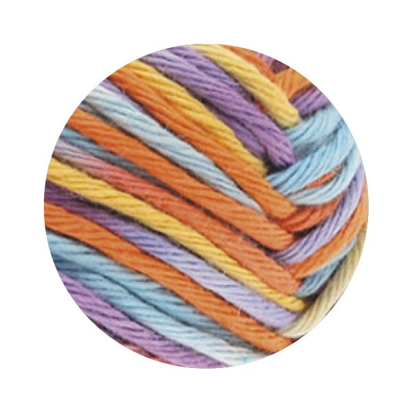 0332 natur/violett/hellblau/gelb/orange